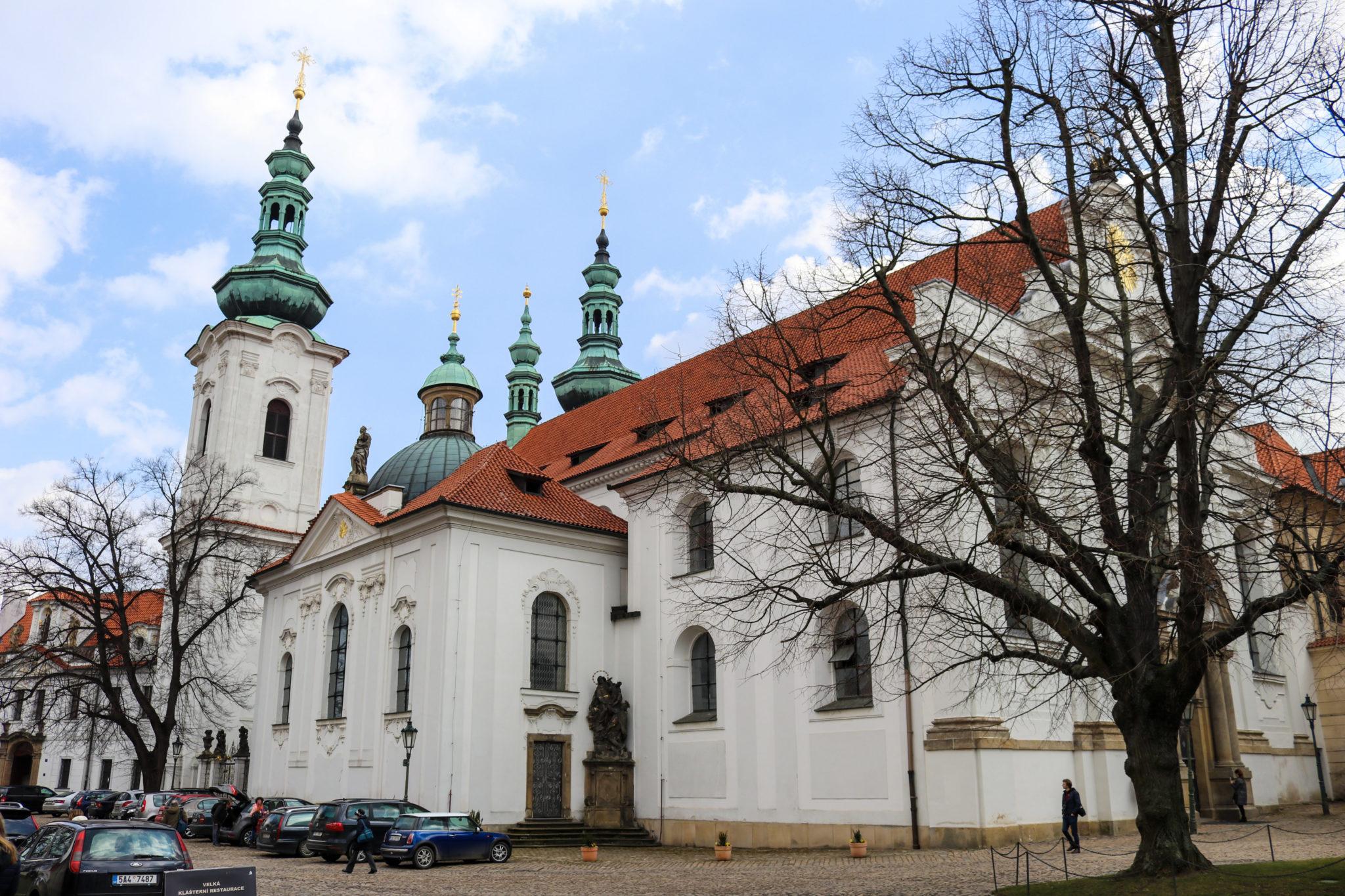 Mon city trip de 3 jours à Prague