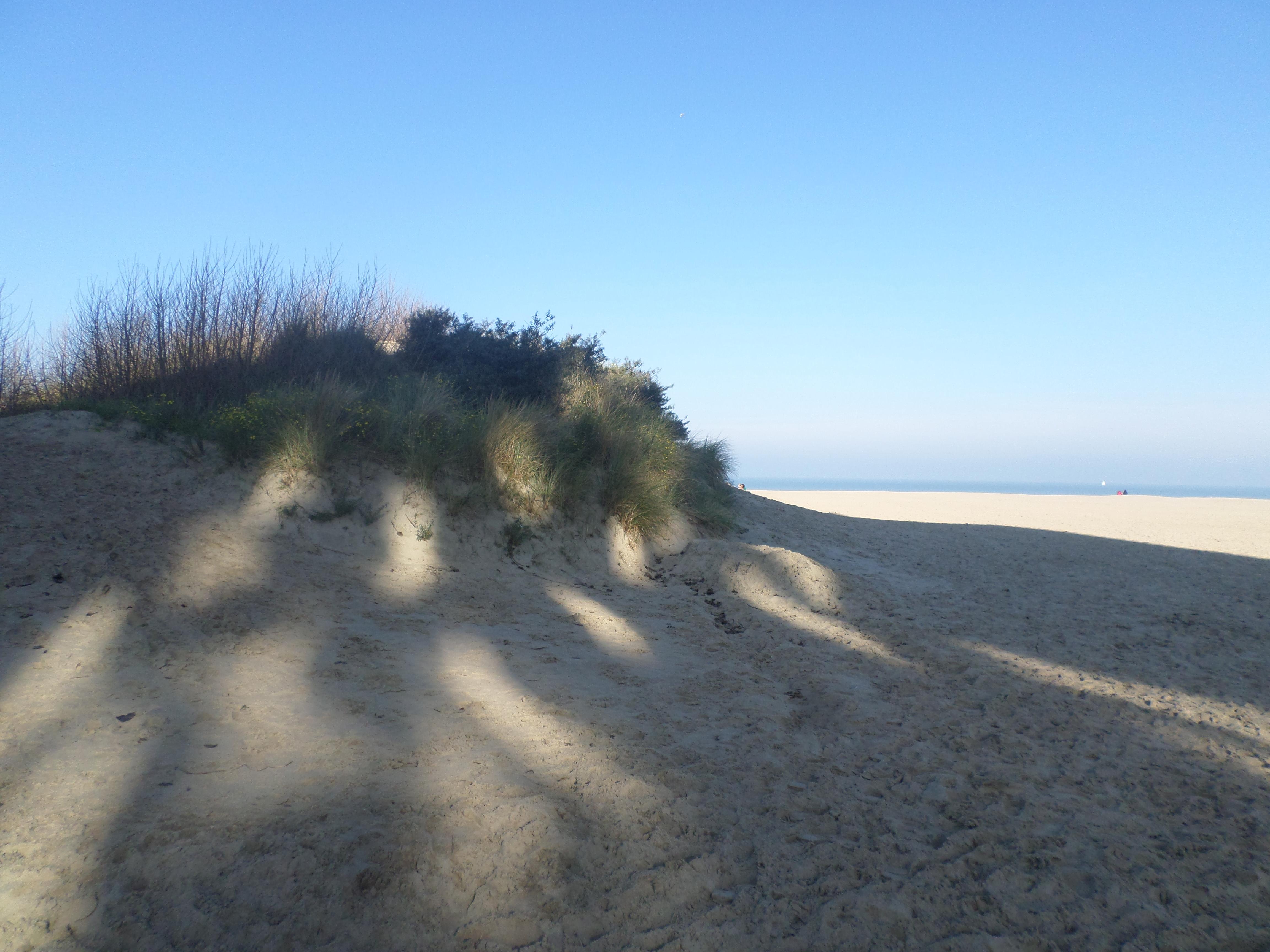 Petit séjour à la mer du nord : Entre Coxyde et la Panne