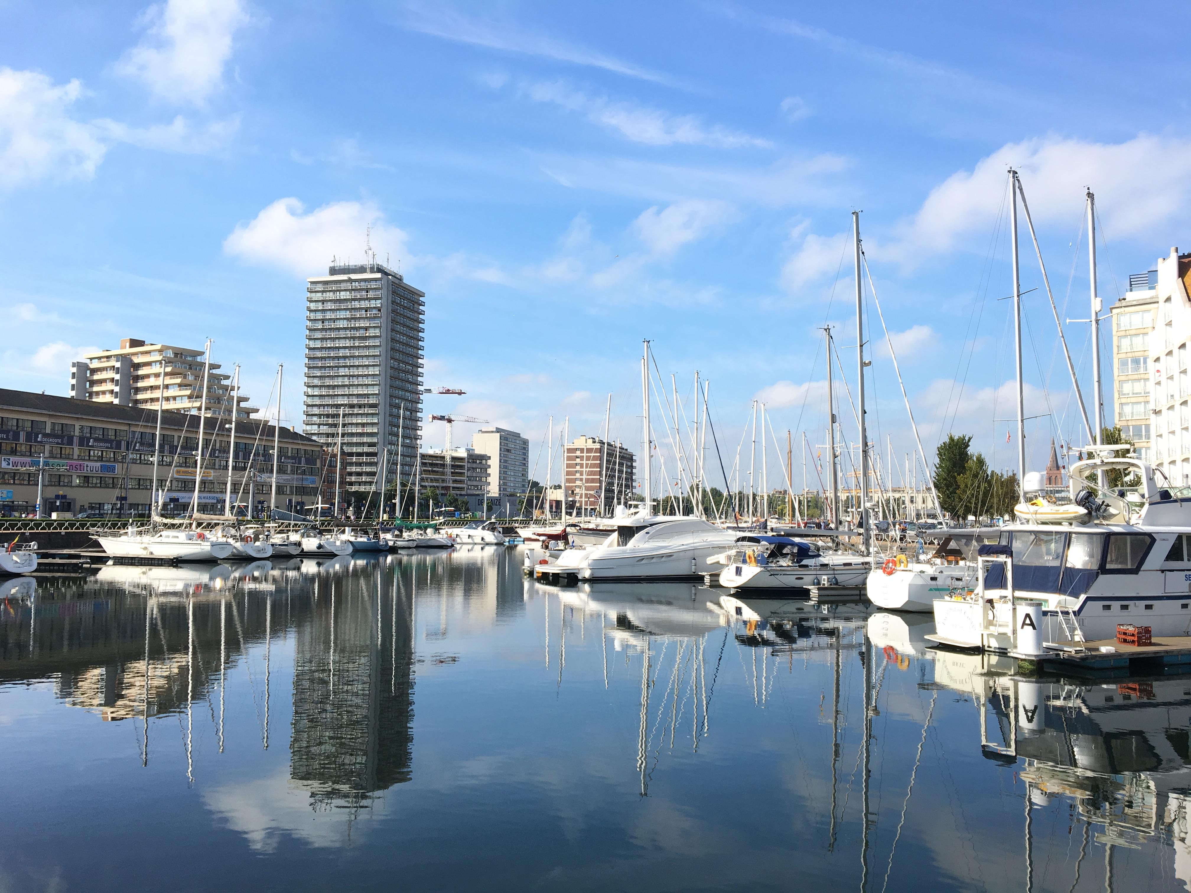 Une journéee à Oostende