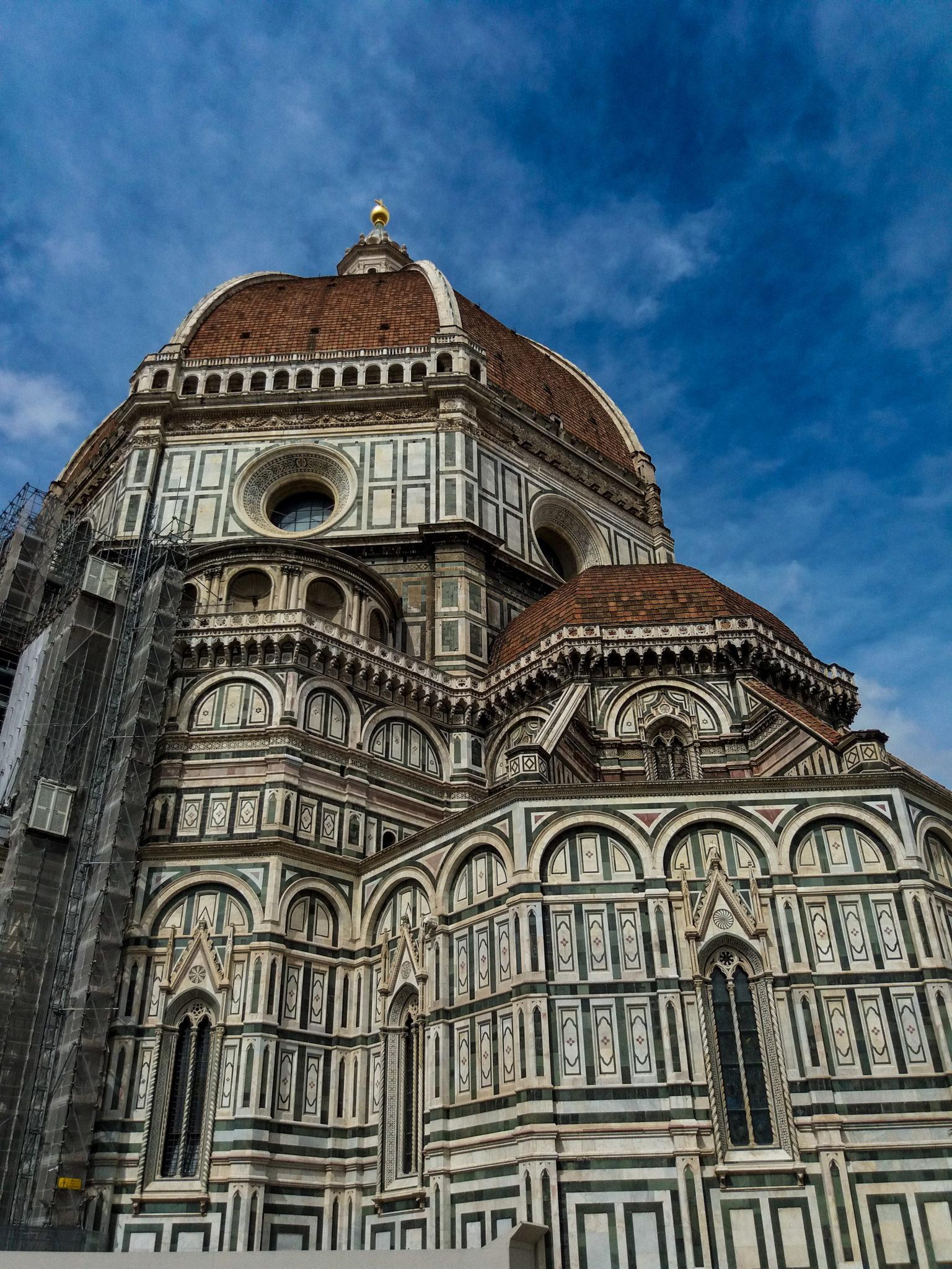 La ville de Florence plus jolie que celle de Pise?