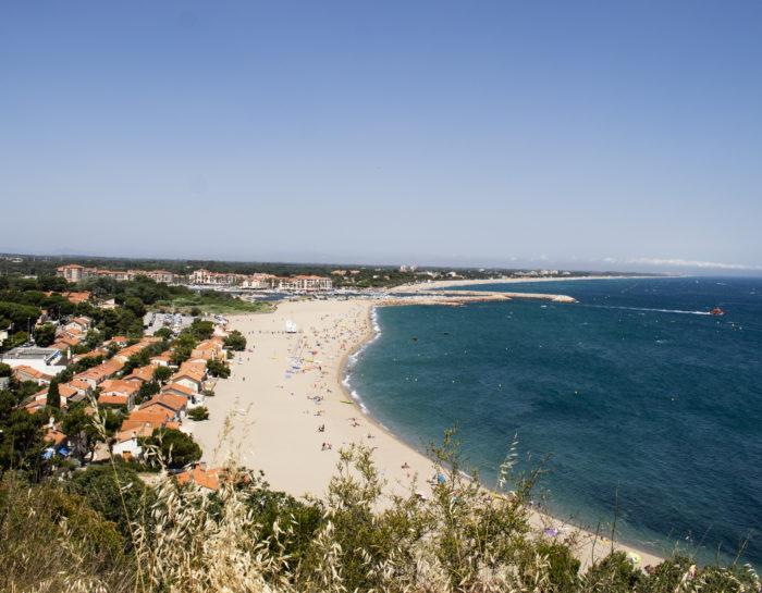 Vacances à Argelès-sur-Mer dans les Pyrénées orientales